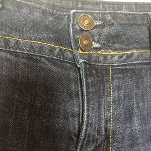 Hudson Jeans Jeans - Hudson Boot Cut Jeans Button Pockets Size 31